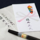 藤井光砂 書道ワークショップの講座の風景