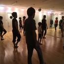 ダンス塾こぐれの講座の風景