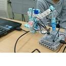 電気・プログラミング教室の講座の風景