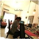 リボン教室 Laule'a Kalaniの講座の風景