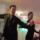 井川まゆみ社交ダンス講座☆恵比寿の講座の風景