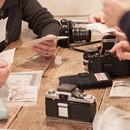 チャコールブルーの写真教室の講座の風景
