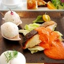 essenza style お魚料理教室の講座の風景