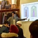 大竹光一 ファッション&コミュニケーション講座の講座の風景