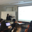 小野 眸「ビジネスExcel力を養成します」の講座の風景