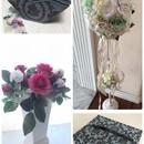 flower&cartonnage fleurirの講座の風景