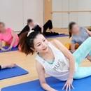 快眠ストレッチ&体幹トレーニングの講座の風景