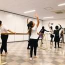 Dancénsemble ダンサンブルの講座の風景
