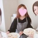 東京都中央区子連れで楽しめるアイシングクッキー教室の講座の風景