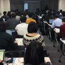 赤坂見附テックハブの講座の風景