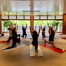Yoga For Natural Beauty Lifeの開催する講座の風景