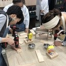 DIY BASE~博多~×tukuribaの開催する講座の風景