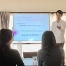 実践『シンプルだけど奥深い整体法』教室の講座の風景
