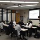 売れるモノづくりのためのUXデザイン教室の講座の風景