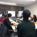 お稽古CAFE-匠- ASAMIN.inc-の開催する講座の風景