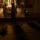 町屋光明寺プロジェクト《ワークショップ部》の講座の風景