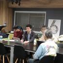 ゴルちゃんのWEB初心者向け教室の講座の風景