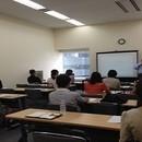 M&Aや企業価値評価などの基礎知識を身に着けるの講座の風景