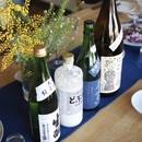 日本酒×発酵食料理教室の講座の風景