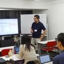 ビジネスExcel VBA 講座(業務改善スキル)の講座の風景