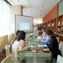 l海老澤宗香 茶道教室「九段教室」の講座の風景