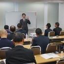 金子誠志の売上アップ実践会の講座の風景