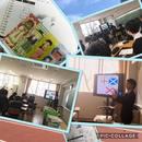 国旗授業♪♪♪の講座の風景