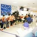 グリーンノートオカリナ教室の講座の風景