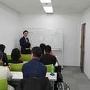 好き・得意で起業!はじめてのひとりビジネス教室の講座の風景