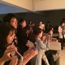手づくりライト教室 PAPERMOON(ペーパームーン)の開催する講座の風景