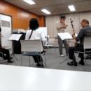 緑の輪 音楽アンサンブルサークル体験レッスンの講座の風景