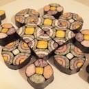 可愛い!美味しい!茶々の巻き寿司教室の講座の風景