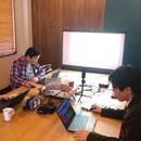 DigZero スマホアプリ開発教室の講座の風景