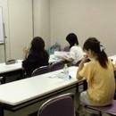 『算数の教え方教えますMother's math』の講座の風景