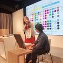 銀座イメージコンサルタント プロ養成アカデミーの開催する講座の風景