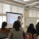 Sanae『えいごルーム』の講座の風景