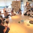 ゆる〜く布おむつ・おむつなし育児の会in浦安の講座の風景