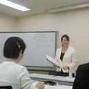 キャリアコンサルタント 丸井沙紀の講座の風景