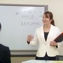 転職の家庭教師 キャリアコンサルタント 丸井沙紀の講座の風景