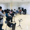府中の音楽教室 kanade-lab カナデラボの講座の風景