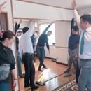 腰痛改善 コンディショニングトレーニングの講座の風景