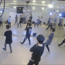 K-POPダンス【TSダンスカンパニー】の講座の風景