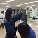 古武道  柔剣雷心会の開催する講座の風景