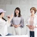 働く女性、ママ、主婦のための歌とダンスのレッスン!の講座の風景
