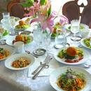 イタリア料理教室 IL Fioreの講座の風景