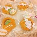 東梅田 Cafeここから アイシングクッキー教室の講座の風景