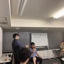 催眠科学研究室の講座の風景