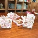 Kids☆craftアルバム作りワークショップの講座の風景