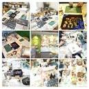 流山市ハンドメイド教室AtelierBloomの講座の風景