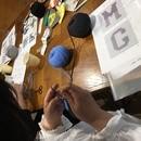 AM Knitting Laboの講座の風景